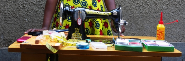 Love Alive Women's Sewing Center, Kabuga.