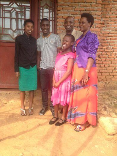 Emmanuel's family